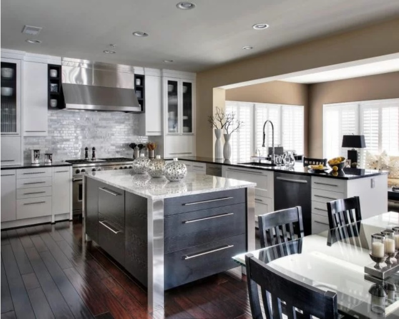 Worcester County Custom Kitchen Remodeling in Worcester MA.