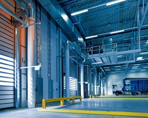 Industrial Building Painting Company in Uxbridge MA