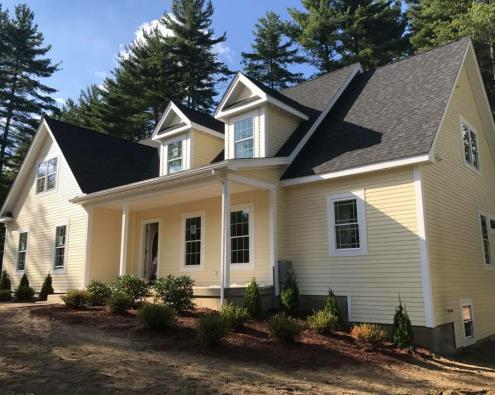 Blackstone Exterior House Painting & Staining in Blackstone, Massachusetts