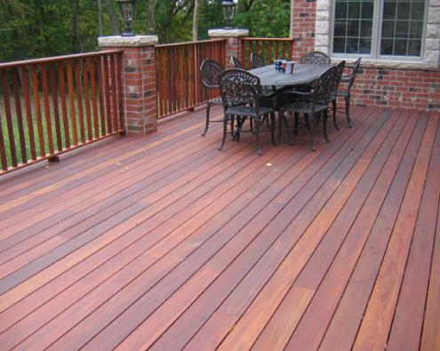 Porch Deck Painting & Staining in Worcester, Massachusetts